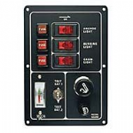 Switch & Circuit Breaker Panels